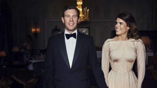 Princess Eugenie's royal wedding guests included Demi Moore, Naomi Campbell