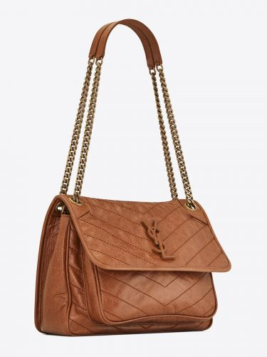 This Saint Laurent Bag in This Exact Color Has Me Swooning