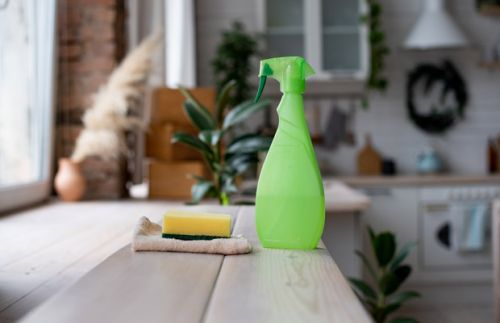 Two simple cleaning products to make at home