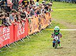 Your tot could be crowned world champion balance biker at Eastnor Castle