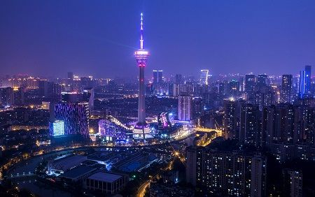 China's Chengdu $42.3-billion opportunities in building world renowned cultural city