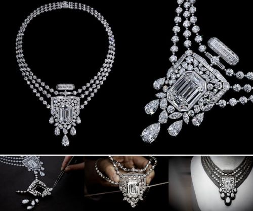 Chanel Pays Homage To the Iconic N°5 Perfume With a Dedicated High Jewellery Collection