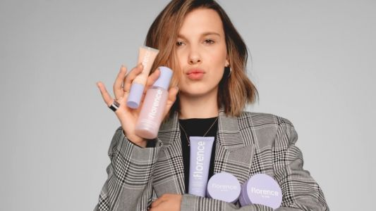 Millie Bobby Brown just launched her own beauty brand, Florence by Mills