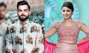 In Pictures: What Virat Kohli and Anushka Sharma could wear for their wedding