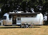 How caravans are enjoying a revival in the UK and offer all the comfort of a luxury hotel suite