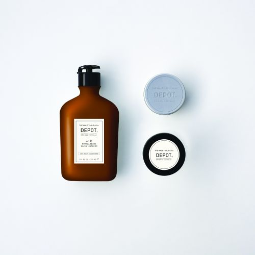 The Depot Male Tools & Co.: A minimalistic approach to men's grooming