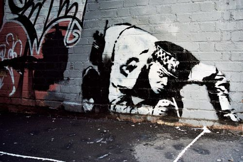 Banksy's Anonymity May Cost Him The Right To His Every Creation