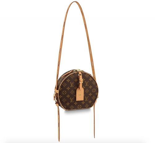 Louis Vuitton Has Released a New, More Functional Version of Its Popular Petite Boite Chapeau Bag