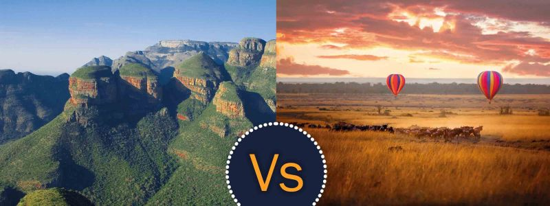Masai Mara vs Kruger: Which of these African national parks should you visit?