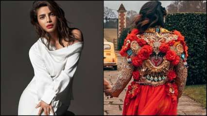 VIRAL: Priyanka Chopra dons 'Goddess Kali' jacket in photo posing with Nick Jonas