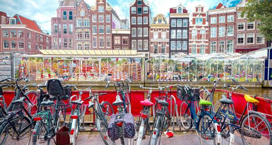 6 Reasons to Put Amsterdam on Your Travel List