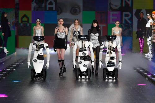 Dolce & Gabbana Presents a Tech-Infused Vision for Fall 2021