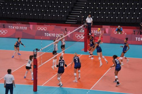 Catching Up with USA Volleyball CEO Jamie Davis