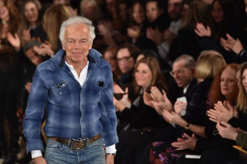 Ralph Lauren to be knighted, Lucas Ossendrijver leaves Lanvin, and more fashion news