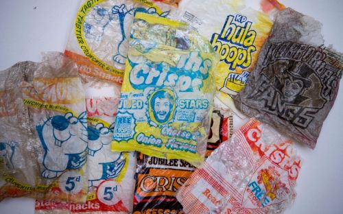 Are crisp packets the new plastic bags?