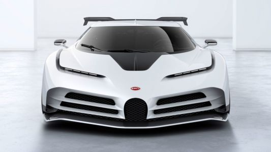 Bugatti's latest hypercar is a S$15-million throwback to a legendary badge
