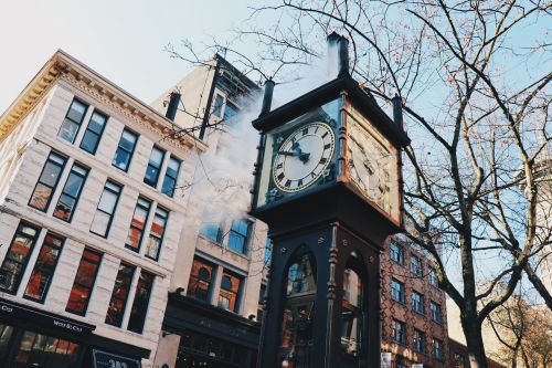Check out: Gastown, the heritage heart of Vancouver