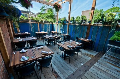 Decor Ideas Worth Stealing From Restaurant Patios