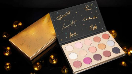 See Every Product From the ColourPop x Disney Makeup Collection