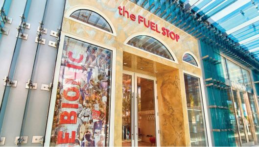 Miami Design District Welcomes Contemporary Health Concept The Fuel Stop