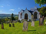 Pretty churches in UK national parks