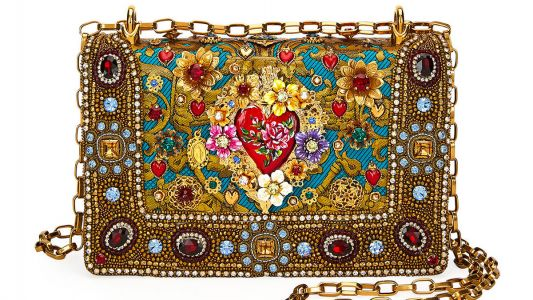 Weekly Obsessions: Gwyneth Paltrow's cookbook, Dolce & Gabbana's embellished bag and more