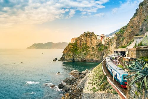 Italy's 9 most spectacular rail journeys