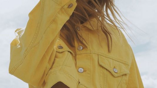 23 Colored Denim Jackets to Brighten Up Your Summer