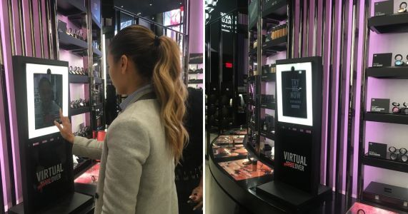 MAC launches magic mirrors that let you virtually try on makeup