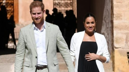 Prince Harry to click first photos of wife Meghan Markle and Baby Sussex?