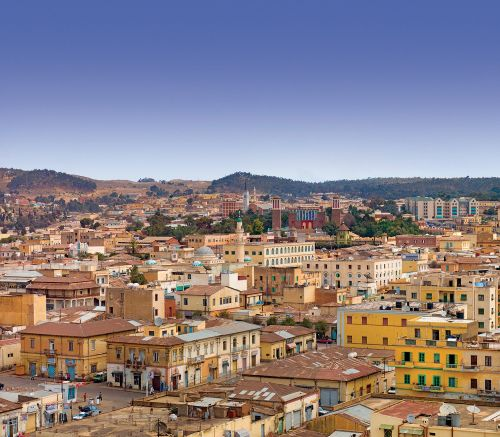 Have the ultimate urban experience in this African city