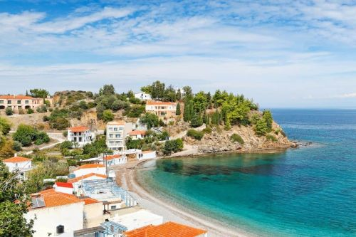 Go Off the Beaten Path to the Magical Island of Chios, Greece
