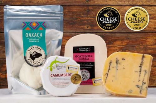 Be in to win one of three NZ Cheese Month prize packs, valued at $75