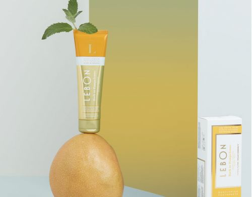 Brand of the Month: Lebon, the world's first luxury all-natural toothpaste