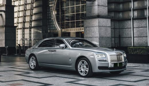 An affinity for the supernatural: how a Rolls-Royce car gets its name