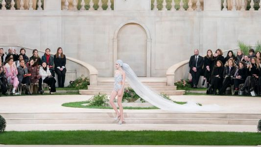 Take a Dive Into Chanel's Spring 2019 Couture Collection