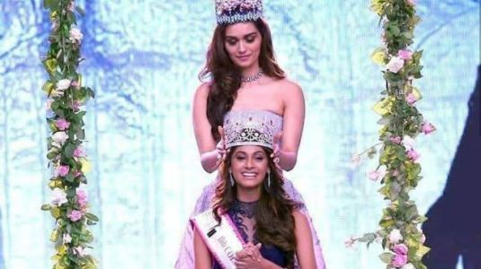 The final answer that won Anukreethy Vas Miss India 2018 crown