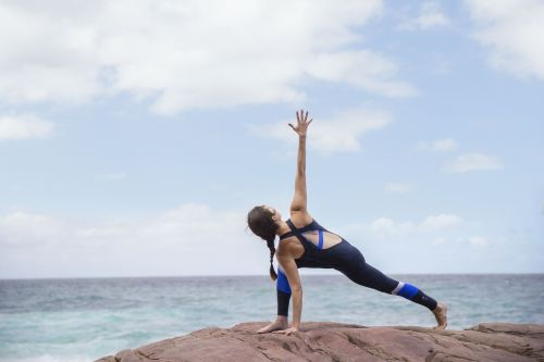 Adidas launches yoga collection with Wanderlust made from recycled ocean plastic