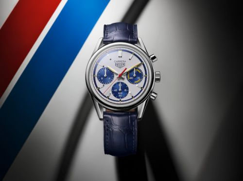 New TAG Heuer Carrera 160 Years Montreal Limited Edition