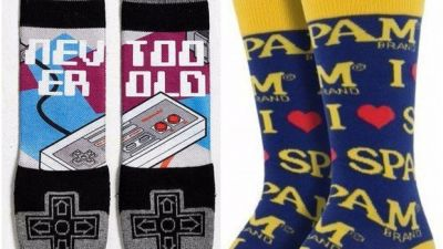 The Best Socks To Give On Father's Day, If You Absolutely Insist