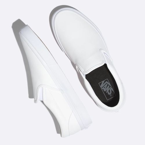 'Squid Game' Is Causing White Vans Sales to Spike 7,800%-Get Them Before They're Gone