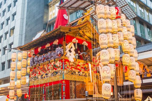 5 things to know about Kyoto's Gion festival