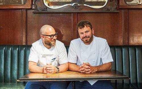 How pints and polytunnels made this Michelin-starred pub a success