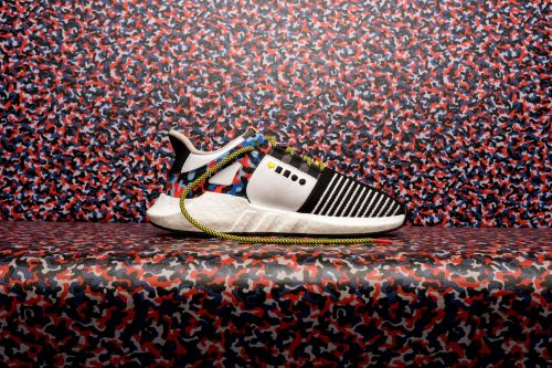New Adidas sneaker is made from Berlin subway seats