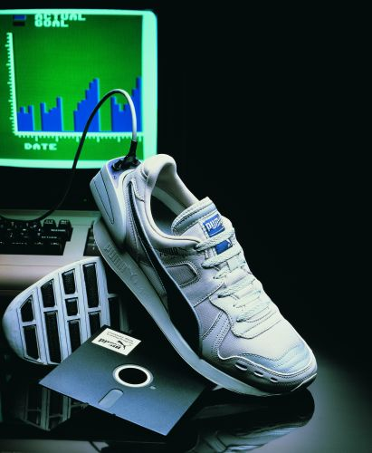 Cop Puma's iconic 1986 'world's first-ever pair of computerised sneakers' for $650