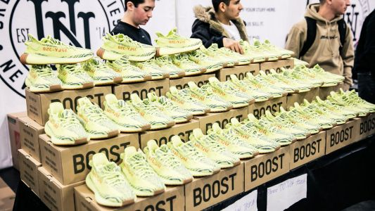 Why Top Sneaker Resellers are Still Investing Big in Yeezys