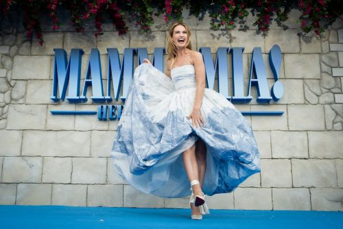 Everyone Had the Best Time at the 'Mamma Mia! Here We Go Again' Premiere