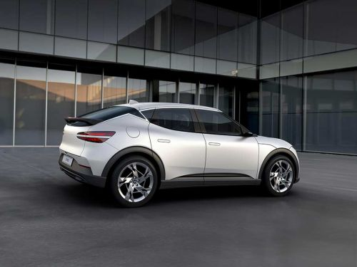 Genesis GV60 Revealed - A New Kind of Luxury Electric Car Coming to Europe