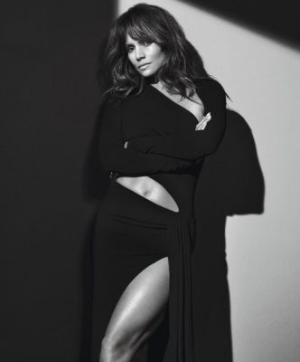 Halle Berry doesn't age.Photo by Mario Sorrenti, styled by