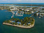 Florida island with its own mansion goes on sale for $15,500,000
